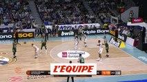 Le Real Madrid débute bien - Basket - Euroligue (H)