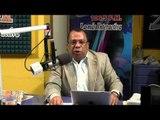 Euri Cabral comenta crecimiento economía dominicana en 2014 y problemas en frontera Haitiana