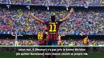 """Interview - Rivaldo : """"Neymar a pris une mauvaise décision en quittant le Barça"""""""