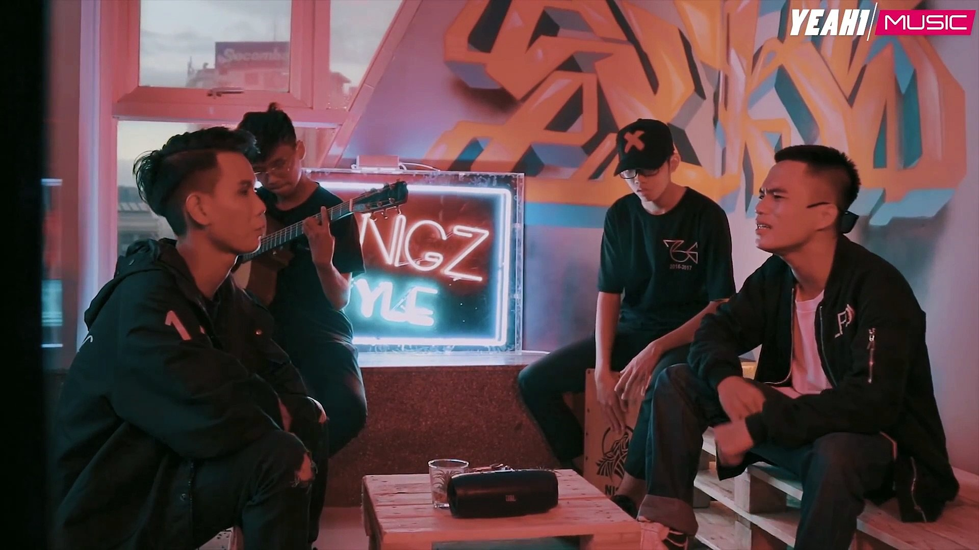 [Gangz Style] Xấu - Khánh Jayz x 2Can -Rap acoustic