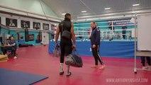 Training Camp Vlog - 7 Weeks Out! _ Anthony Joshua