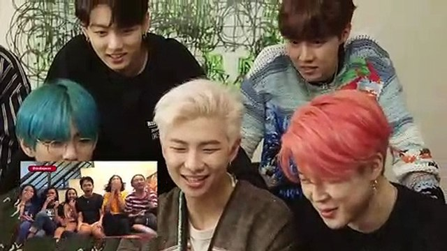 """BTS React To Fans Watching """"Boy With Luv"""" Music Video For The First Time!"""