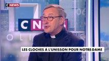 L'interview de Mgr Patrick Chauvet