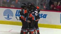 AHL San Jose Barracuda 5 at San Diego Gulls 6 OT