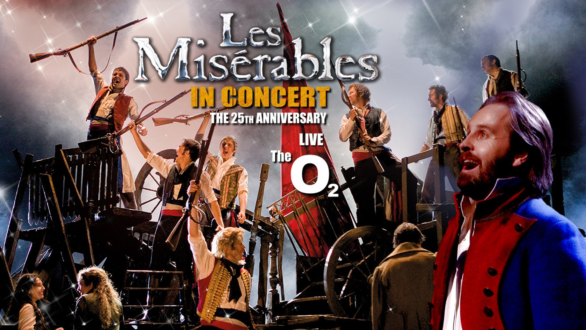 Les Miserables In Concert The 25th Anniversary Video Dailymotion