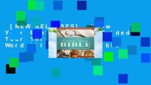 [NEW RELEASES]  Know Your Bible: A Self-Guided Tour Through God s Word (Illustrated Bible
