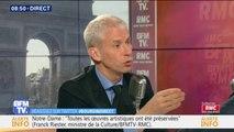 """Franck Riester: """"Le gouvernement a labellisé quatre institutions qui sont habilitées à recevoir les dons"""" pour Notre-Dame"""