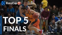 7DAYS EuroCup, Top 5 Plays of the Finals!
