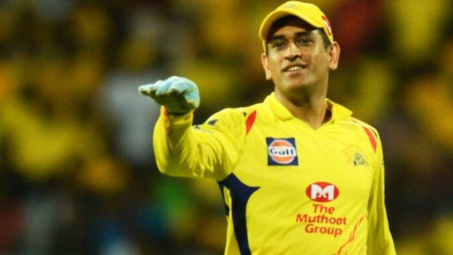 IPL 2019 CSK vs SRH : MS Dhoni not capatining chennai For the First Time since 2010 |वनइंड़िया हिंदी