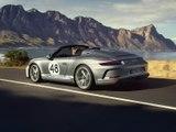 Porsche 911 (991) Speedster (2019)