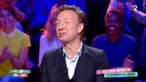 """Stéphane Bern confie être """"célibataire"""""""
