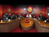 Christian Jimenez comenta estado de salud de Manuel Jimenez