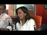 """Angelita Peña comenta Luis Abinader """"metió la pata"""" en la entrevista con Jorge Ramos"""