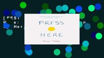 [BEST SELLING]  Press Here: Board Book Edition by Herve Tullet