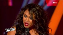 The Voice 2013 | Sandy Coops VS Nadja - Proud Mary (Tina Turner) | Battle