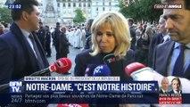 """Notre-Dame, """"c'est notre histoire"""""""