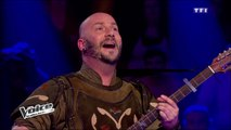 The Voice 2013 | Luc Arbogast VS Thomas Vaccari - Mad World (Tears for Fears) | Battle