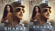 Salman Khan's Bharat latest poster makes fans CRAZY on Twitter | FilmiBeat