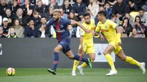 FC Nantes - Paris Saint-Germain : Inside