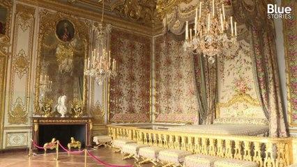 Au château de Versailles, la chambre de Marie-Antoinette retrouve son éclat