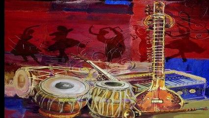 Raga Champakali   Dhamar   Instrumental   Sitar   Amita Dalal   Bihaan Music