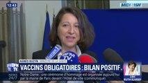 """Agnès Buzyn: """"Dix enfants de moins sont morts d""""une méningite"""" après la mise en place des vaccins obligatoires"""