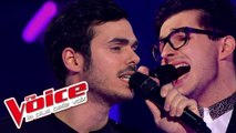 Adele – Hometown Glory | Olympe VS Gérôme Gallo | The Voice France 2013 | Battle