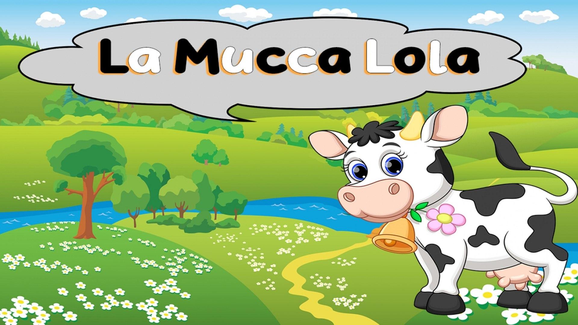 Sa La Mucca Lola Canzonibambini E Musica Per Bambini