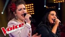 Edith Piaf – La Foule | Caroline Rose VS Joséphina | The Voice France 2013 | Battle