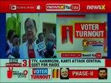 Lok Sabha 2nd Phase Elections 2019, Tamil Nadu: Kamal Haasan, Rajinikanth cast their vote
