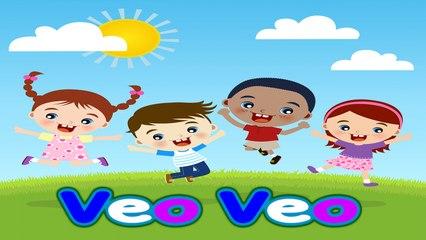 SA - VEO VEO #Canzonibambini e Musiche per bambini