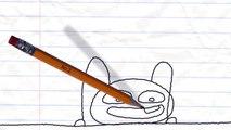 Crayon Amusant est Tirée pour la Première Fois! en Animation la GRANDE ILLUSION de la COMPILATION