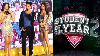 Student Of The Year 2 Jawani Song: Tiger Shroff, Ananya