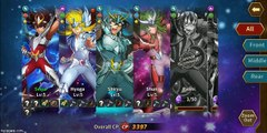 Saint Seiya Galaxy Spirits (Close beta test) (Android iOS APK) - Role Playing Gameplay Chapter 1