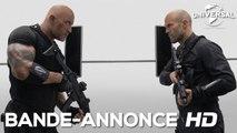 Fast & Furious: Hobbs & Shaw Bande-Annonce #2 VOST (2019) Dwayne Johnson, Jason Statham