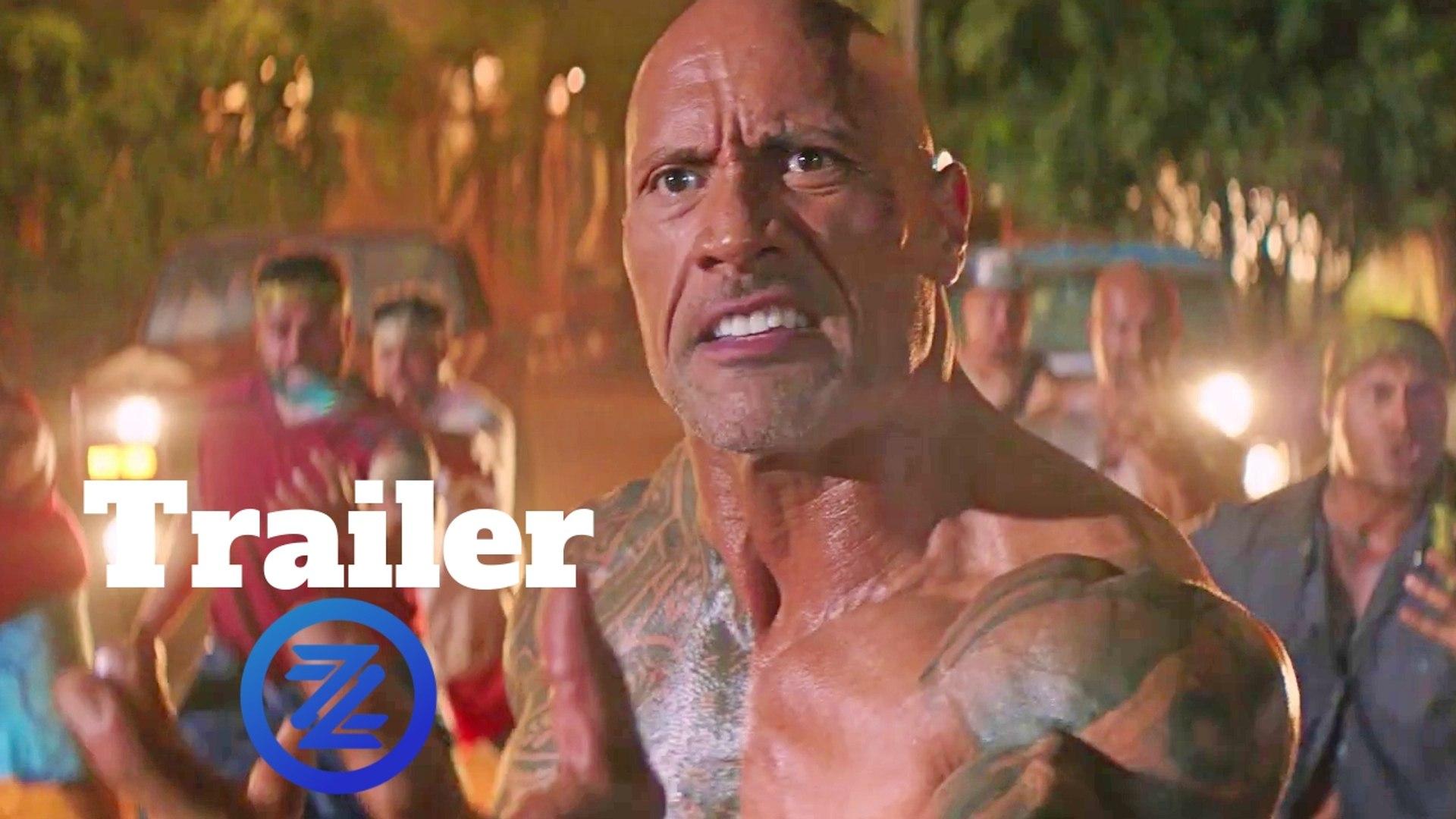 Fast Furious Presents Hobbs Shaw Trailer 2 2019 Dwayne Johnson Action Movie Hd