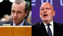 """""""Alles tun, was Manfred sagt"""" - Zahmes TV-Duell der Spitzenkandidaten"""