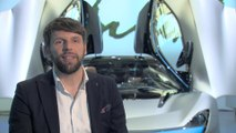 Pininfarina Battista Electric Hypercar Debuts in NYC - Luca Borgogno, Head of Design