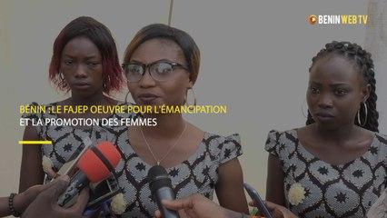 Bénin: le FAJEP oeuvre pour l'émancipation et la promotion des femmes