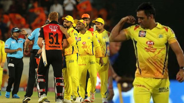 IPL 2019 CSK vs SRH: Is Chennai Super Kings to dependent on MS Dhoni | वनइंडिया हिंदी