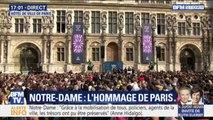 """Mgr Chauvet, recteur de Notre-Dame : """"Vous imaginez bien que je suis très fatigué"""""""