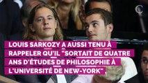 """Louis Sarkozy sur son histoire d'amour avec Capucine Anav : """"J'en ai subi les conséquences plus qu'autre chose"""""""