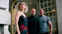 Fast & Furious Presents: Hobbs & Shaw - Official Trailer 2