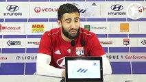 OL : la franche mise au point de Nabil Fekir