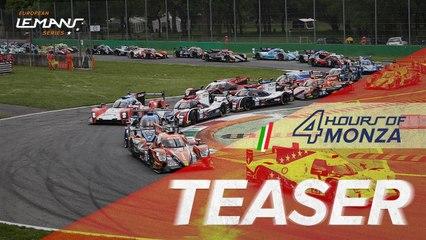 2019 4 Hours of Monza - Teaser!
