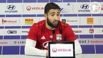OL : Nabil Fekir évoque l'ambiance dans le groupe