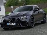 Essai Mercedes AMG GT Coupé 4 portes 63 S 4Matic 2019