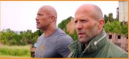 HOBBS & SHAW: Fast & Furious Presents - Official Trailer #2 - Dwayne Johnson, Jason Statham, Idris Elba