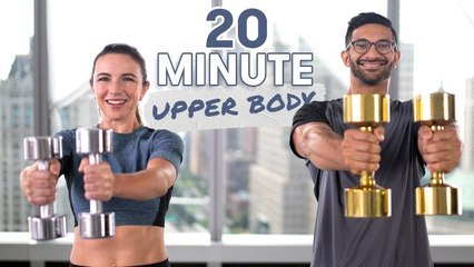 20-Minute Upper Body Workout