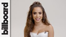 Anitta Plays 'Fishing For Answers' | Billboard